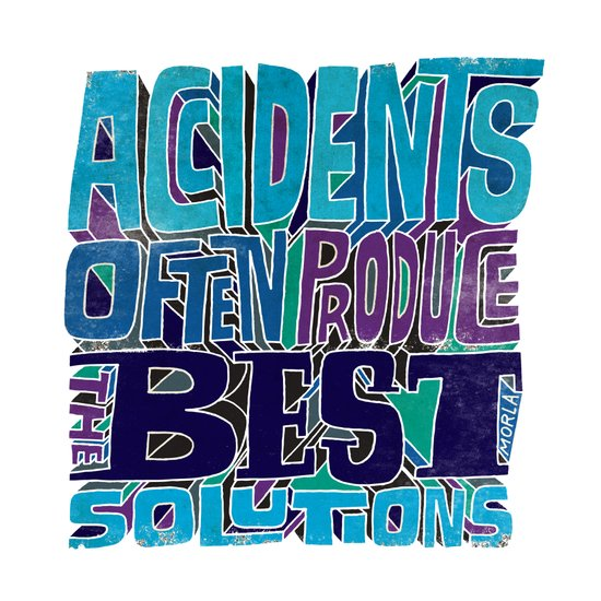 Accidents Art Print