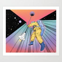 Art Print - Ascension - Norman Duenas