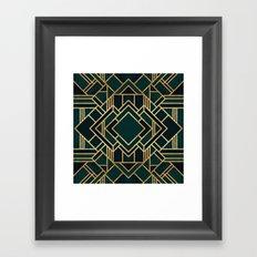 Art Deco 2 Framed Art Print