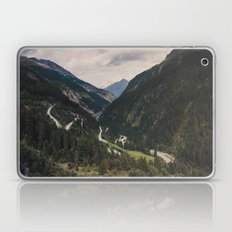 in the mountains Laptop & iPad Skin