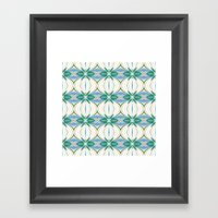 Back to basics again Framed Art Print
