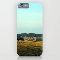 iPhone & iPod Case featuring hill top by Ryan Wyss