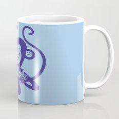 Blue Monkey Mug