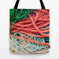Sailor Rope  Tote Bag