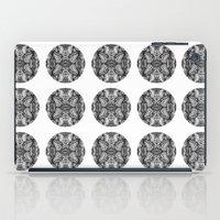 Zen Circles iPad Case