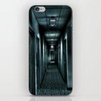 Hallway iPhone & iPod Skin