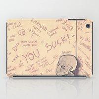 Painted Walls iPad Case