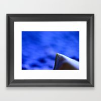 Sailing Framed Art Print