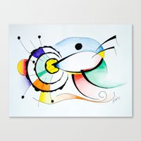 Eye - Ojo Canvas Print