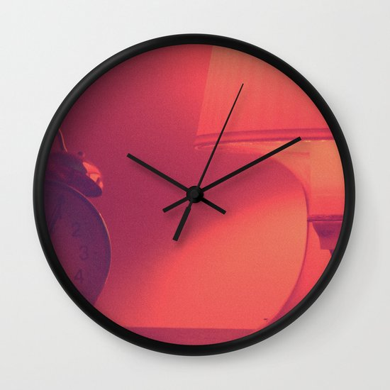 xuxu time Wall Clock