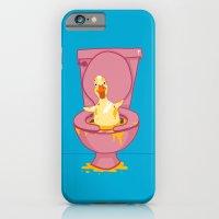 Toilet Duckling iPhone 6 Slim Case