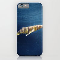 A Whale Dreams Of The Fo… iPhone 6 Slim Case