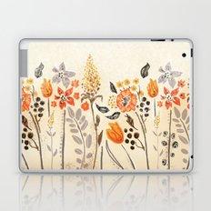 OTOÑO FLORAL Laptop & iPad Skin