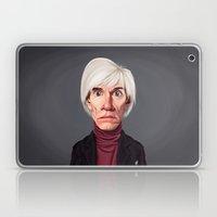 Celebrity Sunday ~ Andy Warhola Laptop & iPad Skin