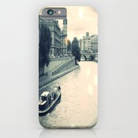 Floating gray iPhone 6 Slim Case