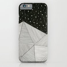 Stripe Mountains iPhone 6s Slim Case