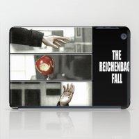 The Reichenbach Fall iPad Case