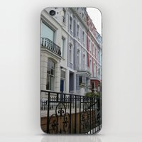Notting Hill iPhone & iPod Skin