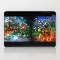 Nintendo Vs Sega iPad Case