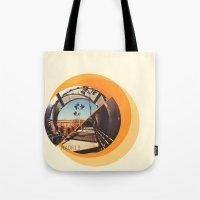 Arganzuela Tote Bag