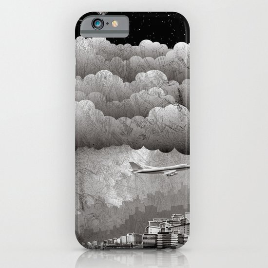 Gray Day iPhone & iPod Case