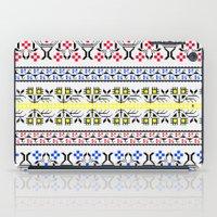 Folk Embroidery iPad Case