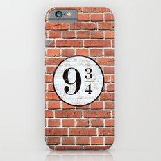 Platform Nine and Three-Quarters iPhone 6 Slim Case