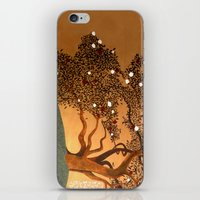 She Hovers iPhone & iPod Skin
