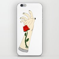 To Bloom from a Memory iPhone & iPod Skin