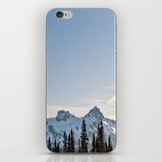 Mountain Ridge in the Sun iPhone & iPod Skin
