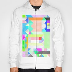 All As One Pattern Hoody