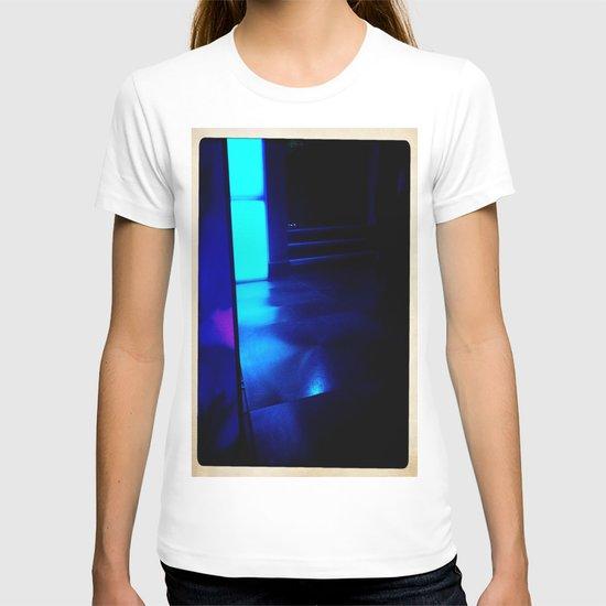 Blue Ship T-shirt
