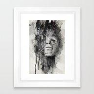 Untitled 07 Framed Art Print