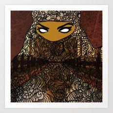 taj__mahal Art Print