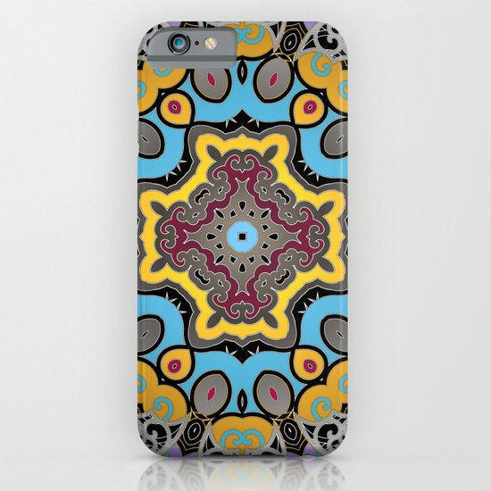 Soothing Mandala iPhone & iPod Case