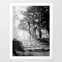 Step Into The Dream Art Print