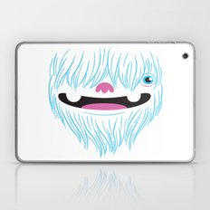 Happy Yeti Laptop & iPad Skin