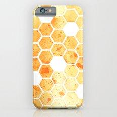 Golden Honeycomb Slim Case iPhone 6s