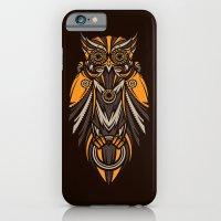 Owl-bots iPhone 6 Slim Case