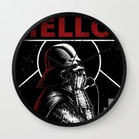 Hello! Wall Clock