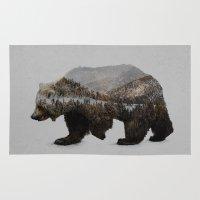The Kodiak Brown Bear Rug