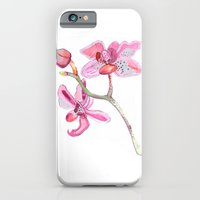 iPhone & iPod Case featuring Orchid by HFP artist