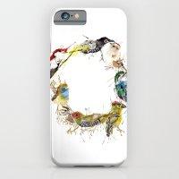 iPhone & iPod Case featuring Endangered Wreath by Meg Ashford