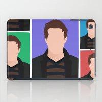 Ryan Reynolds Portrait iPad Case