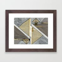 containing... Framed Art Print