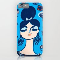 Diamonds And Pearls In Y… iPhone 6 Slim Case
