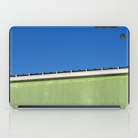 Lime Sky iPad Case