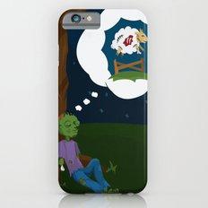 The Dead Do Dream Slim Case iPhone 6s