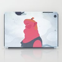 the age of curious iPad Case