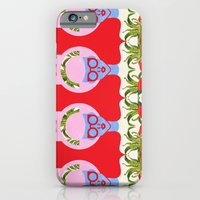 iPhone & iPod Case featuring Fern  by The Pairabirds